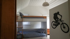 8 king bunk room